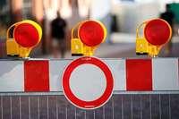 Undichte Gasleitung in der Lahrer Kaiserstraße