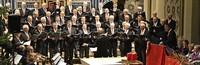 Mit dem Männerchor Hochfirst und Solisten und Ensembles in Titisee-Neustadt