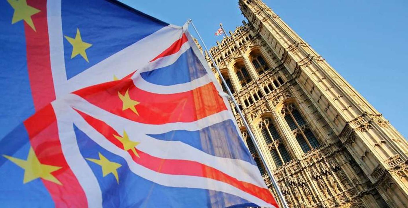 Chaotischer Brexit oder Ausweg aus der Krise?    Foto: AFP