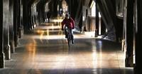 Steiniger Weg für die Fahrradstraße