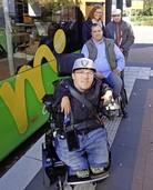 Für barrierefreie Bushaltestellen