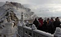 """""""Es gibt keine Freiheit in Tibet"""""""