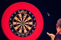 Der Nordbadener Robert Marijanovic nimmt an der Darts-WM teil