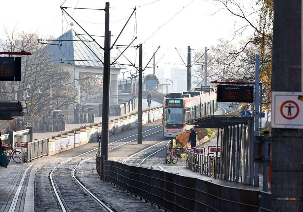 Ab August 2019 sollen  drei Stationen mit Bahn oder Bus  1,50 Euro kosten    Foto: Rita Eggstein