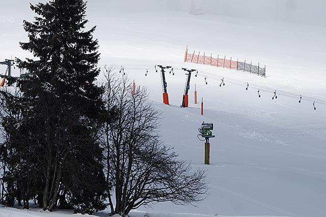 Fotos: Auf dem Feldberg hat der Winter Einzug gehalten