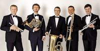 """Benefizkonzert in Lörrach zugunsten der BZ-Weihnachtsaktion """"Hilfe zum Helfen"""" mit dem Brass Quintett Academy aus Kiew"""