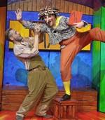Theater Liberi zeigt Pinocchios fantastische Reise in der Oberrheinhalle