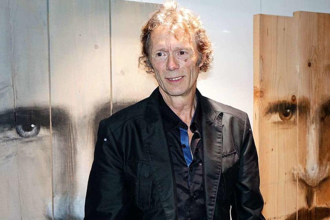 Der Schopfheimer Maler Mark-Roland Fuchs ist  im Alter von 63 Jahren verstorben.    Foto: Roswitha Frey