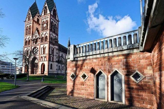Das Wildpinkeln am Stühlinger Kirchplatz soll ein Ende haben