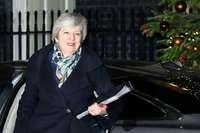 Theresa May übersteht Misstrauensabstimmung um Parteivorsitz
