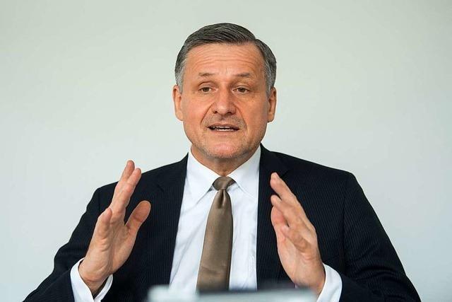 Video: FDP-Mann Rülke verteidigt die SPD gegen AfD-Attacken