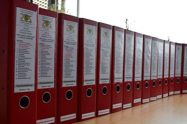Rheinfelden: Erörterungstermin für A98.5 steht fest