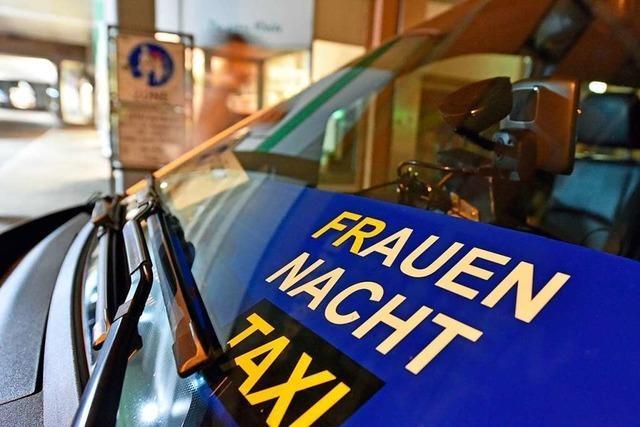 Freiburger Frauennachttaxi mit neuem Standort