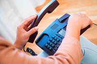 Beratungsstelle Lörrach informiert über das Hilfetelefon bei Gewalt gegen Frauen