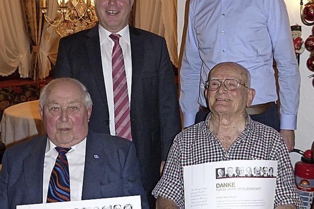 65 Jahre aktiv in der CDU