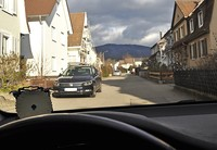 Verkehrsschau war auf der falschen Spur