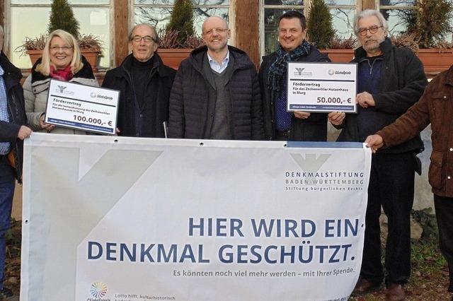 50 000-Euro-Spende fürs Hotzenhaus