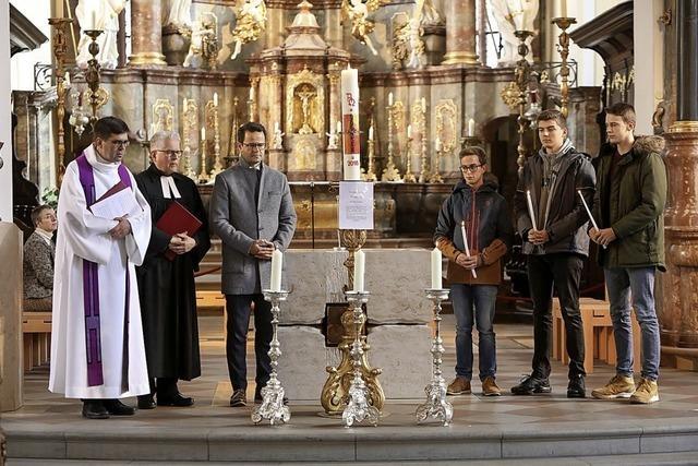 Im Gebet vereint für Straßburg