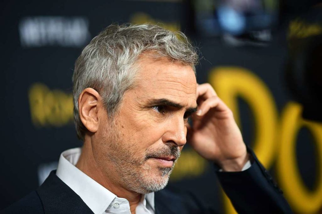 Regisseur Alfonso Cuarón  | Foto: AFP