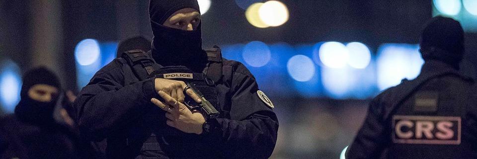 Polizei erschießt mutmaßlichen Attentäter von Straßburg