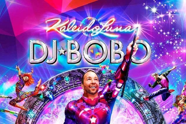 Weltpremiere im Europa-Park - DJ BoBo präsentiert seine neue Konzerttour