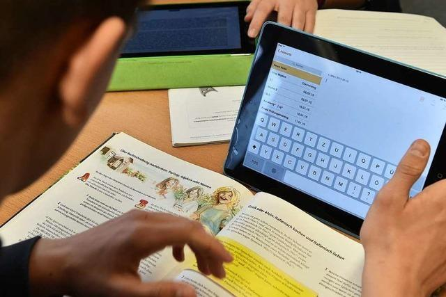 In Emmendingen herrscht die große Pause beim digitalen Lernen