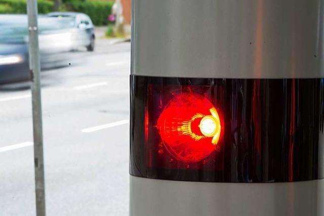 Vorsicht Blitzer: Die stationären Anlagen im Landkreis Lörrach gehen bald in Betrieb