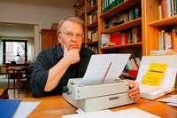 Der Schriftsteller Wilhelm Genazino ist tot