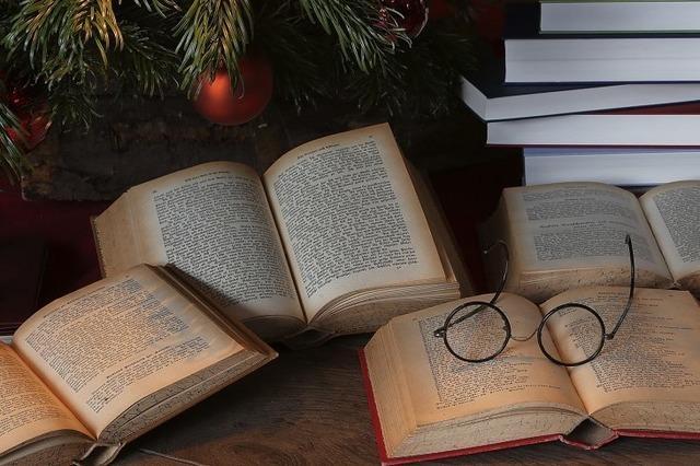 Lesen für die gute Sache