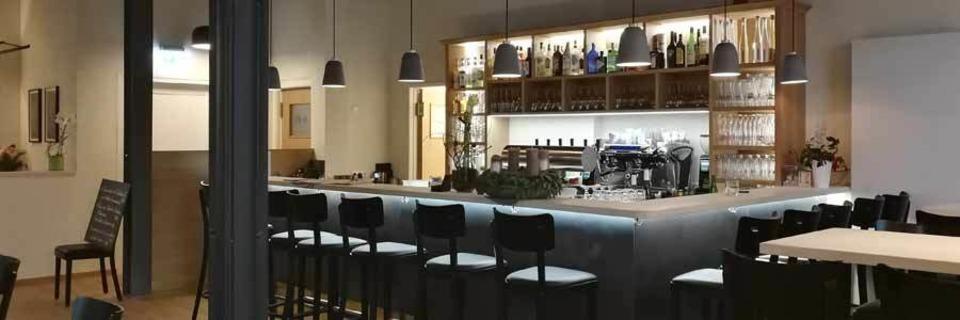 Verborgene Theken: Das neue Restaurant Johann in der Wiehre