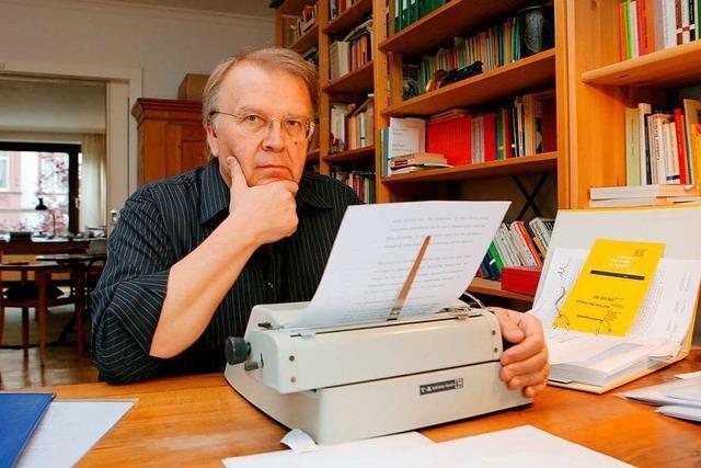 Lob des Eigensinns: Zum Tod des Schriftstellers Wilhelm Genazino
