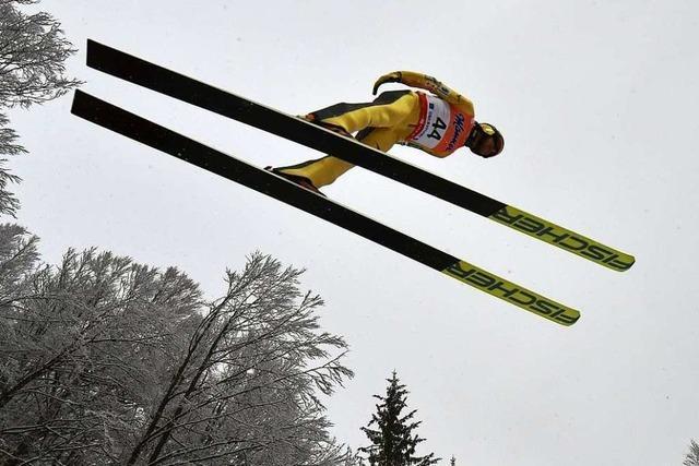Der Japaner Noriaki Kasai springt seit 30 Jahren im Weltcup