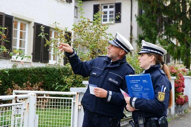 Polizei vermutet gleich mehrere Banden hinter Einbruch-Serie in Freiburg