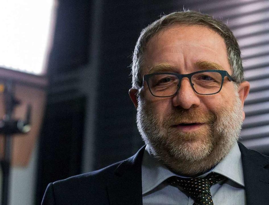 Christoph Ebner wird neuer Leiter des SWR-Studios Freiburg.  | Foto: obs