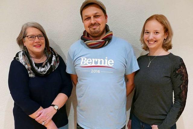 Linke Liste wählt 25-Jährige zur Spitzenkandidatin, auch Günter Rausch geht ins Rennen