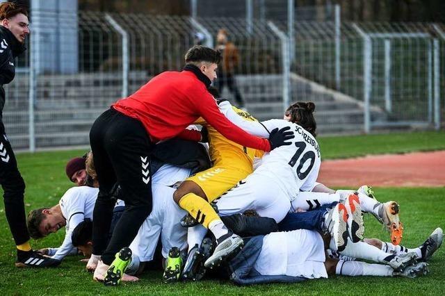 SC-Junioren ziehen erneut ins Pokalhalbfinale ein