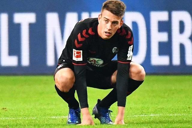Der SC Freiburg zeigt eine seiner schlechtesten Saisonleistungen