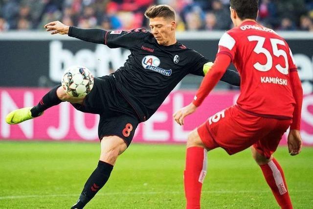 Freiburgs Düsseldorf-Pleite in 22 Bildern