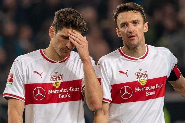 Tod von Gentners Vater überschattet VfB-Sieg