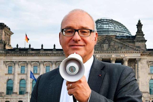 Dieser Bundestagsabgeordnete hält den Rekord als Zwischenrufer