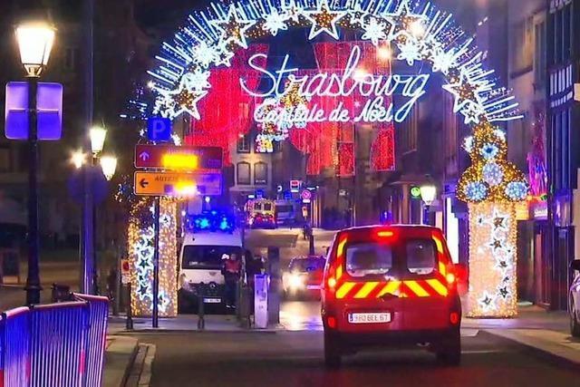 Vater von mutmaßlichem Straßburg-Attentäter: