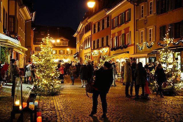 Fotos: Die Lichternacht in Staufen hat der Stadt geschmeichelt