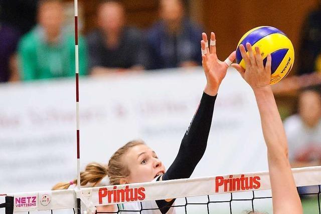 Der elfte Sieg: VC Printus Offenburg ist nicht aufzuhalten