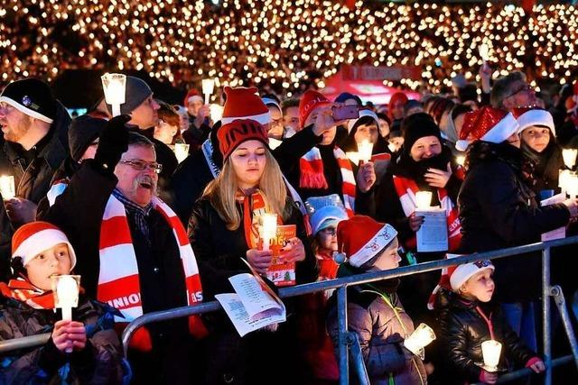 FCE singt gegen Weihnachtsstress - und für den guten Zweck
