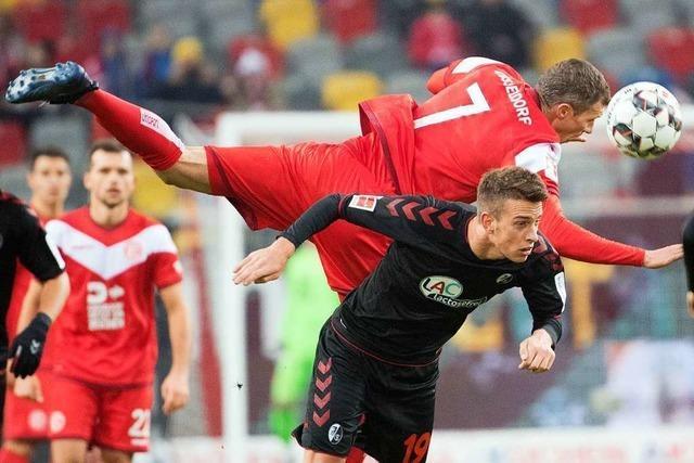 Der SC verspielt seine Chance: Der Podcast zum Spiel gegen Fortuna Düsseldorf