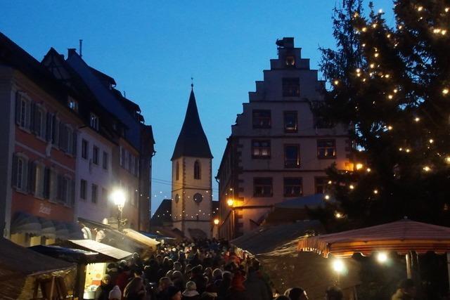Endinger Weihnachtsmarkt 2018