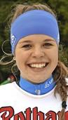 Amelie Wehrle Sprint-Dritte