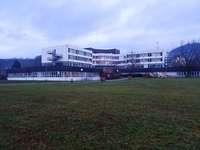Gemeinderat macht sich ein Bild vom ehemaligen Spitalgebäude