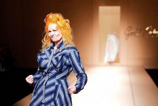 Eine Doku über die legendäre Modedesignerin Vivienne Westwood