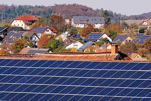 In Freiamt wurde ein Jahr lang die Energiewende getestet